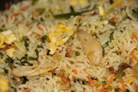 طريقة طبخ وتحضير وعمل الرز البرياني اللذيذ على اصوله