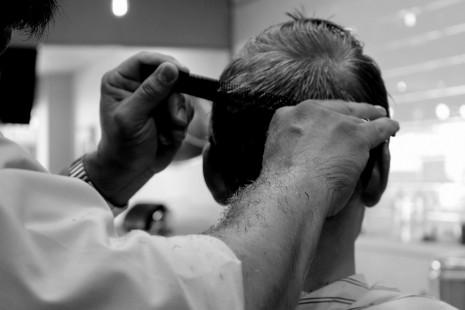 رؤية حلق الشعر في المنام