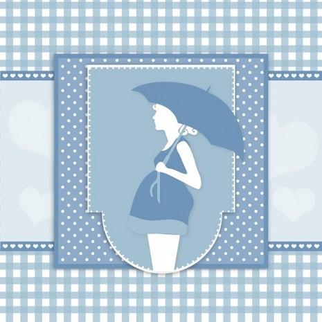 الاسبوع الاول من الحمل