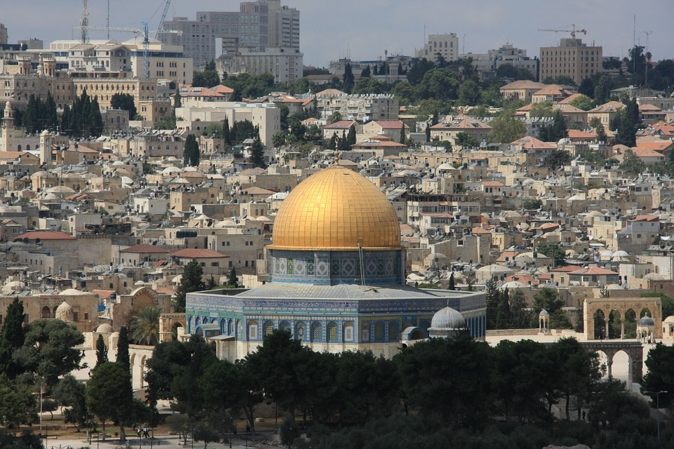 تفسير حلم رؤية القدس والمسجد الأقصى و بيت المقدس في المنام