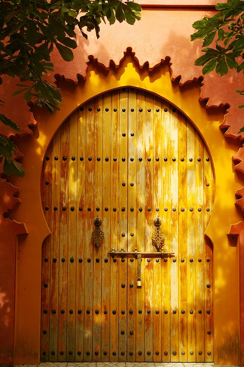 تفسير حلم رؤية ملائكة أو أبواب الجنة في المنام لابن سيرين