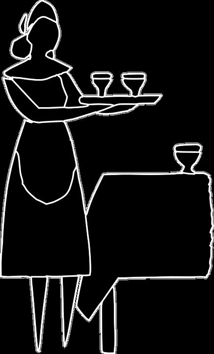 تفسير حلم رؤية الجارية أو الخادمة في المنام لابن سيرين