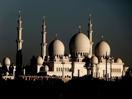 رؤية بناء أو هدم المسجد أو من يبني جامع في المنام