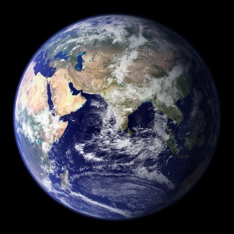 رؤية الكرة الأرضية أو كوكب الأرض في المنام