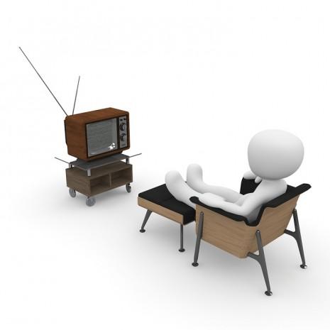 رؤية التلفاز أو مشاهدة شاشة التلفزيون في المنام