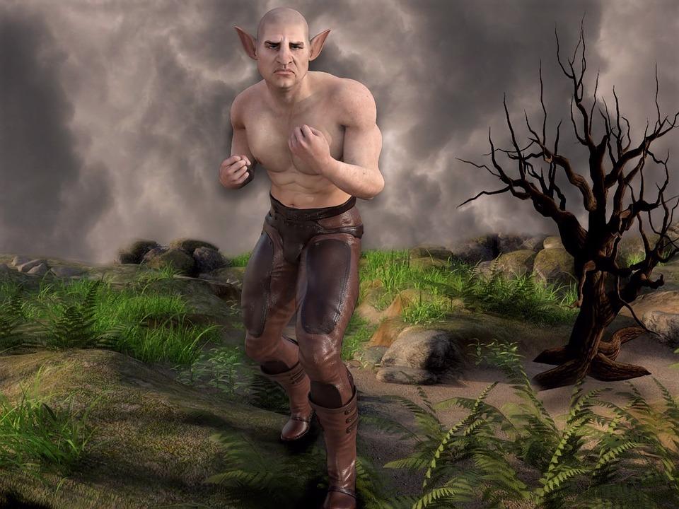 تفسير حلم رؤية الجن على هيئة انسان في المنام لابن سيرين