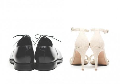 رؤية الحذاء الاسود أو الابيض في المنام