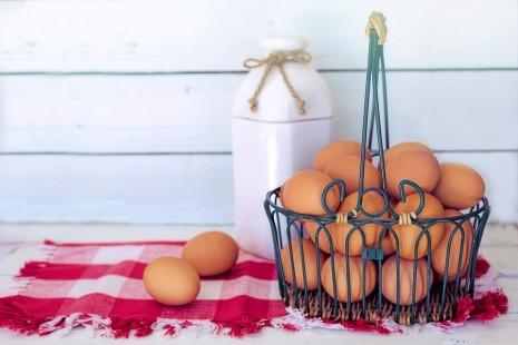 رؤية البيض أو اكل البيض في المنام