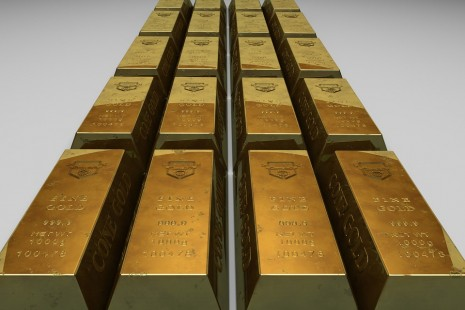 رؤية الذهب الاصفر أو الابيض في المنام