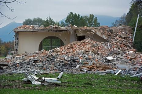 رؤية انهيار المباني أو انهدام البيت في المنام