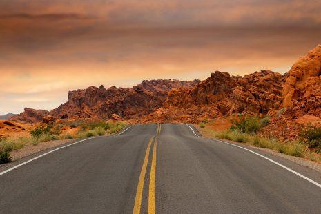 تفسير رؤية الطريق أو الطريق في المنام